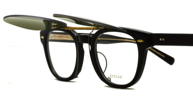 EYEVAN / WEBB Clip / AG - PC GRN15 Polar / ¥14,000 + tax