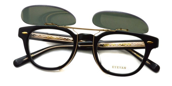 EYEVAN / WEBB Clip / G - PC GRY12 Polar / ¥14,000 + tax