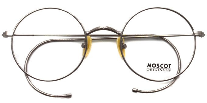 MOSCOT / HAMISH / MATTE PEWTER / ¥32,000+tax
