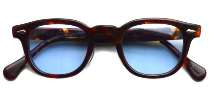 TART OPTICAL ARNEL / JD-04 Sun / 002 WALNUT - Light Blue / ¥38,000 + tax