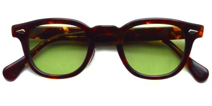 TART OPTICAL ARNEL / JD-04 Sun / 002 WALNUT - Light Green / ¥38,000 + tax