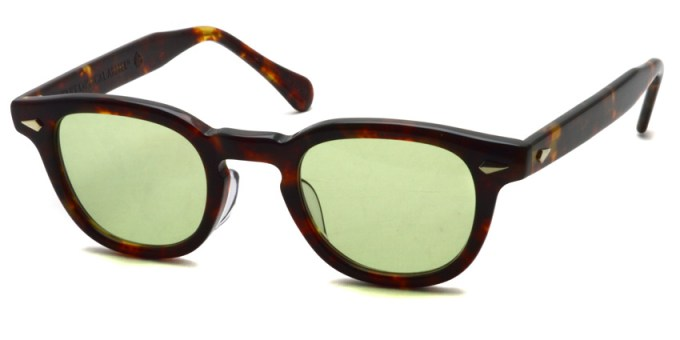 TART OPTICAL ARNEL / JD-04 Sun / 002 Walnut-LightGreen