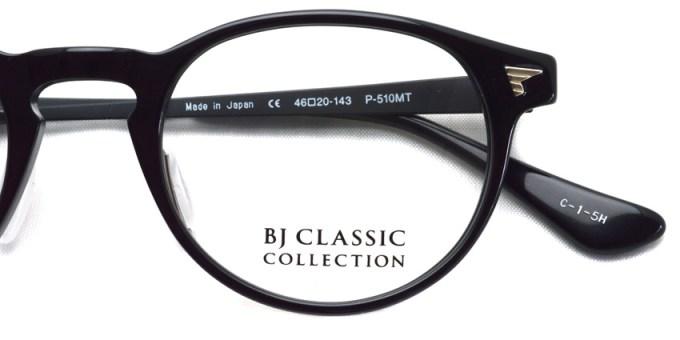 BJ CLASSIC  /  P-510MT  /  color*1-5H   /  ¥28,000 + tax