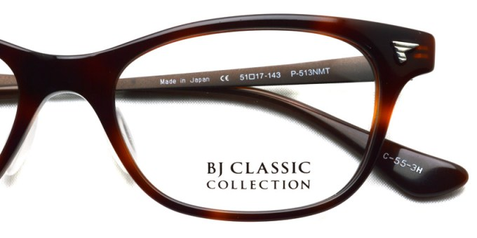 BJ CLASSIC  /  P-513NMT  /  color* 55 - 3H  /  ¥28,000 +tax