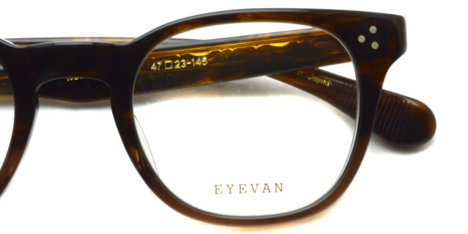 EYEVAN / WOMACK / CHNT / ¥28,000+tax