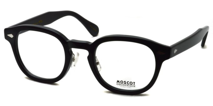 "MOSCOT / LEMTOSH ""Original Pad"" / BK / ¥32,000+tax"