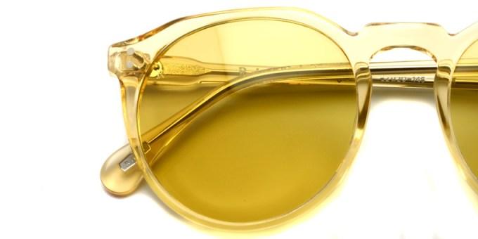 RAEN / REMMY / Champagne Crystal - Yellow / ¥16,000 + tax