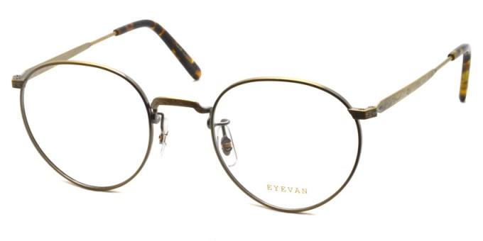 EYEVAN / E-0020 / AG / ¥29,000+tax