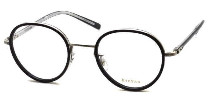 EYEVAN / E-0501 / BKS / ¥34,000+tax