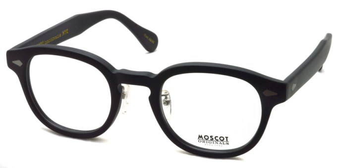 MOSCOT / LEMTOSH w/ METAL NOSE PADS / MBK / ¥31,000+tax