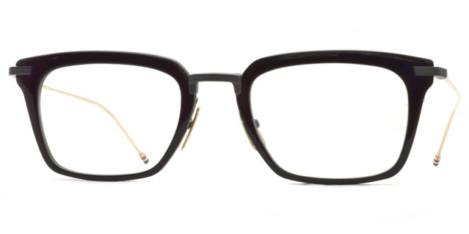 Thom Browne / TB-916 / Black-Black Iron-WhiteGold