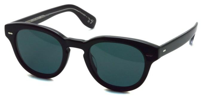 OLIVER PEOPLES / CARY GRANT Sun -OV5413SU- /  14923R BLACK-Blue Polar  / ¥39,000 + tax