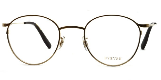 EYEVAN / QUINCY / Gold