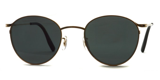 EYEVAN / QUINCY SUN / Gold - Black (Polar) / ¥36,000 +tax