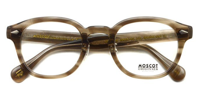 MOSCOT / LEMTOSH w/ METAL NOSE PADS / BROWN ASH / ¥31,000+tax