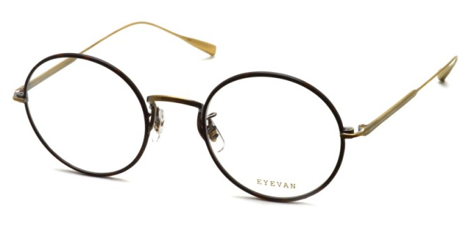 EYEVAN / MERCED / Antique Gold - C / ¥35,000+tax