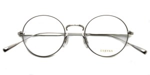 EYEVAN / MERCED / Silver / ¥32,000+tax