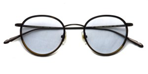CLAYTON FRANKLIN / 606 Sun / MBR/MHB - Light Blue Gray Lenses / ¥33,000 + tax