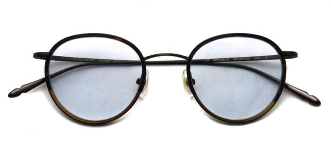 CLAYTON FRANKLIN / 606 Sun / MBR/MHB - Light Blue Gray Lenses / ¥33,000 + tax