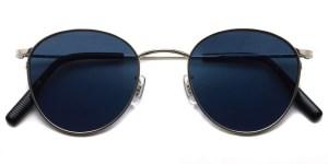 EYEVAN / QUINCY SUN / SIlver - M.BLUE (Polar) / ¥36,000 +tax