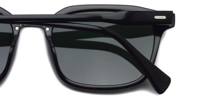 RAEN optics / BASTIEN / Crystal Black - Green (Polar) / ¥23,000 +tax