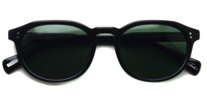 RAEN optics / ROLLO / Crystal Black - Green (Polar) / ¥21,000 +tax