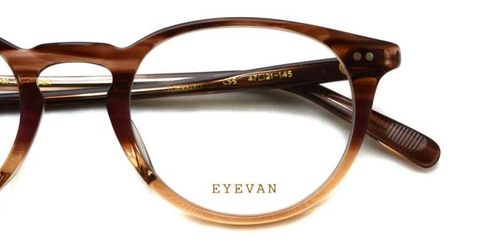 EYEVAN / LOEWY / CSS / ¥26,000 +tax