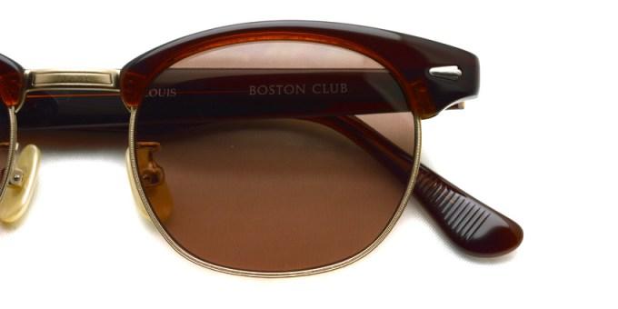 BOSTON CLUB / LOUIS / S05 DarkBrown/Matte Gold - Dark Brown / ¥25,000+ tax