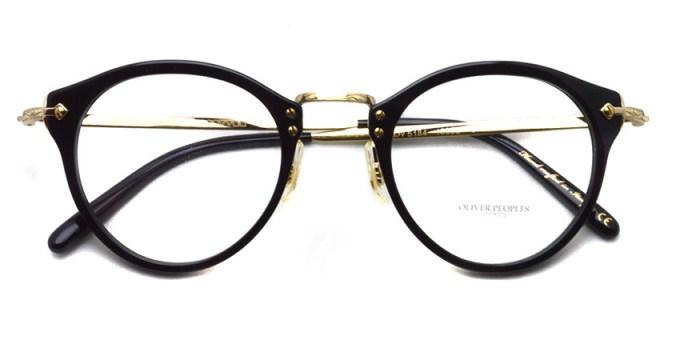 OLIVER PEOPLES / OP-505 - OV5184 - / 1005L Black/Gold / ¥36,000+tax