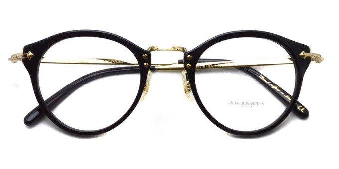 OLIVER PEOPLES / OP-505 - OV5184 - / 1005L Black/Gold / ¥36,000+tax
