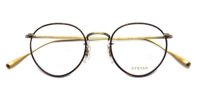EYEVAN / PICOTA / AntiqueGold - C (Tort) / ¥35,000+tax