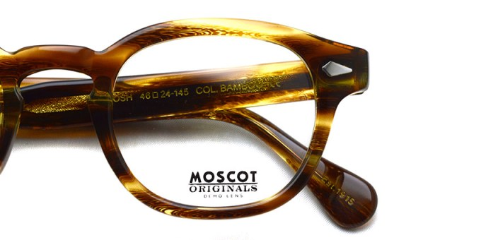 MOSCOT / LEMTOSH / BAMBOO / ¥31,000+tax