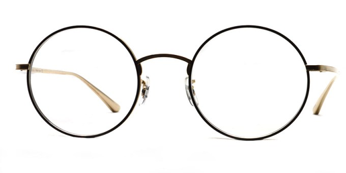 OLIVER PEOPLES THE ROW / AFTER MIDNIGHT - OV1197ST - / 52991W White Gold / Tortoise / ¥40,000 + tax