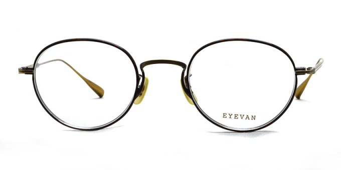 EYEVAN / ATLAS / Antique Gold - C / ¥34,000+tax