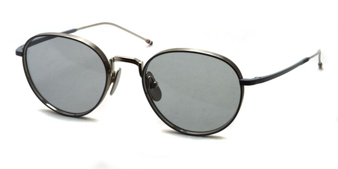 Thom Browne / TBS-119 / Silver - Grey w/Grey / ¥70,000+tax