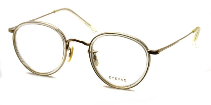 EYEVAN / E-0509 / ECR/G / ¥36,300 (including tax)