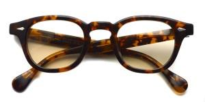 JULIUS TART OPTICAL / AR / Tortoise - Light Brown Lenses / ¥40,000+tax