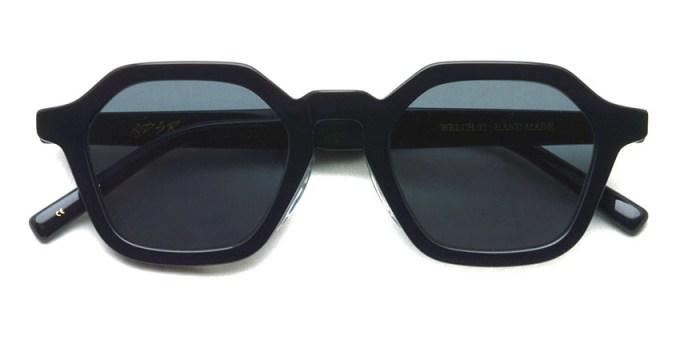 A.D.S.R. / WELCH01(a) / Shiny Black - Black Lenses / ¥18,000+tax