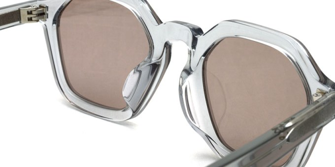 A.D.S.R. / WELCH03 / Clear Gray - Lt.Gray Lenses / ¥18,000+tax