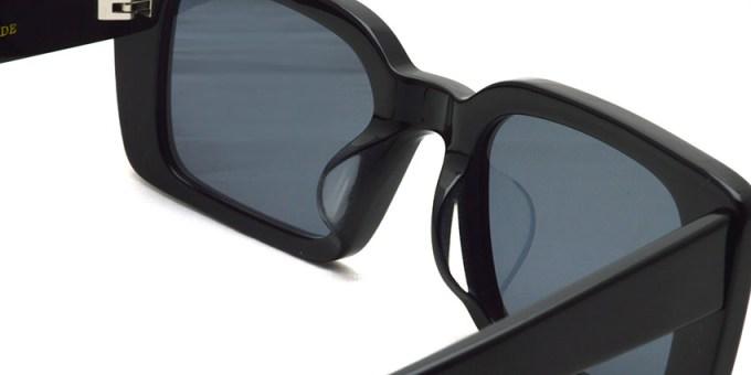 A.D.S.R. / CHICAGO / 01 Shiny Black - Black / ¥17,000+tax