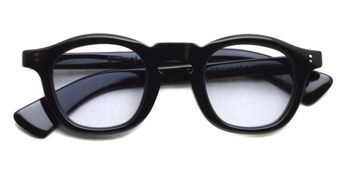 guepard / gp-13 / noir / Light Blue Flat Lenses / ¥27,000+tax