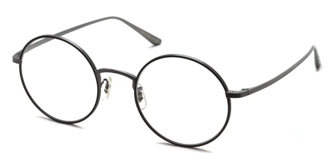OLIVER PEOPLES THE ROW / AFTER MIDNIGHT - OV1197ST - / 50761W Pewter / Black / ¥40,000 + tax