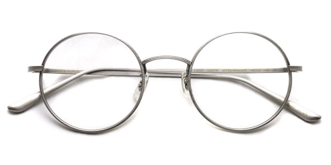 OLIVER PEOPLES THE ROW / AFTER MIDNIGHT - OV1197ST - / 52541W Silver / ¥40,000 + tax