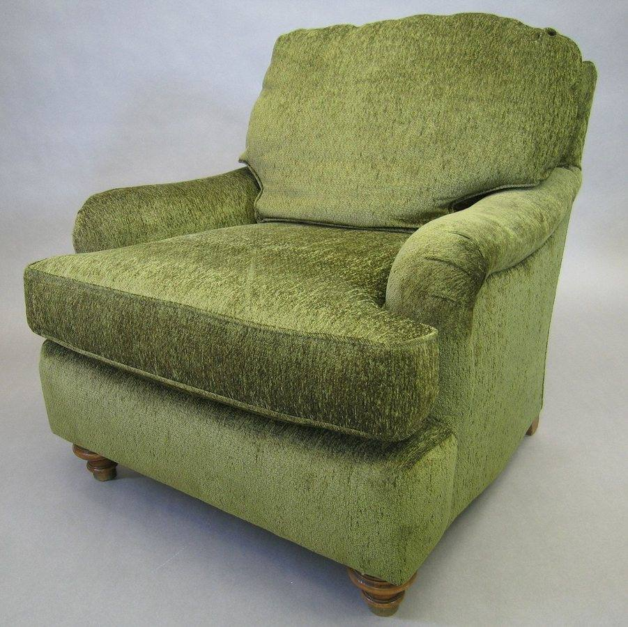 Green Upholstered Chair Upholstered Chair Olive