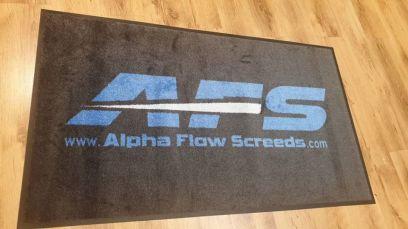 AFS screeding logo mat 1