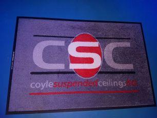 CSC logo mat 1