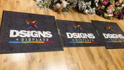 D-Signs logo mats 1