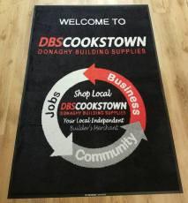 DBS logo mat 1
