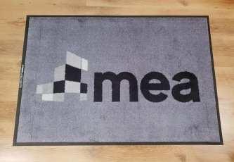 MEA logo mat 1