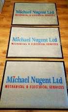 Michael Nugent logo mat 2